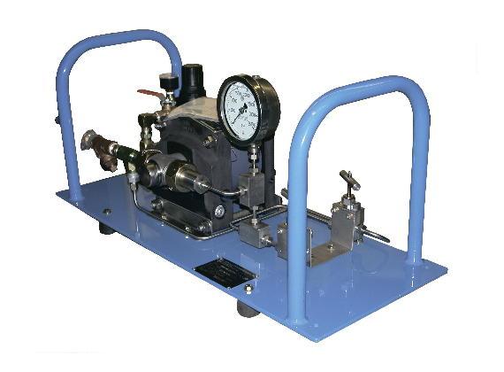 Hydraulic Power Units: Power units for hydraulic rail benders actuation