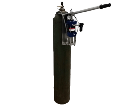 Gas Bottles Charging Boosters: High pressure gas boosters for gas bottles charging