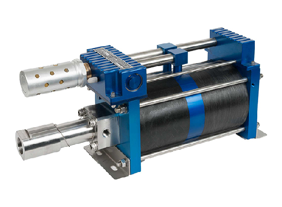 High Pressure Pumps for Hydraulic RAMs: High pressure pumps for different hydraulic RAMs control