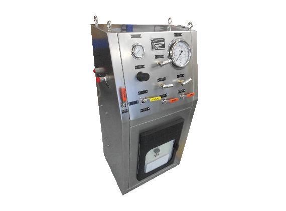 HIHPT6S High Pressure Portable Test Bench