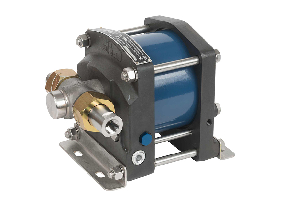 Ultra high pressure pump 5L-SS-205